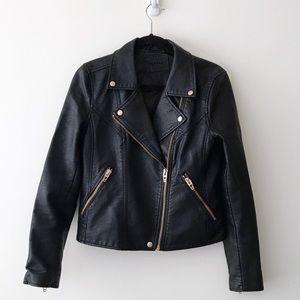 BLANK NYC Life Changer Moto Jacket